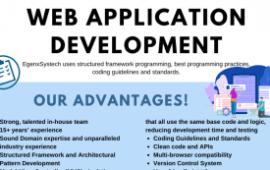 Web Application Development Image