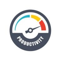 Improve Productivity Icon