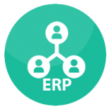 ERP Solution Logo