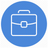 Suitcase icon for Global Roll outs