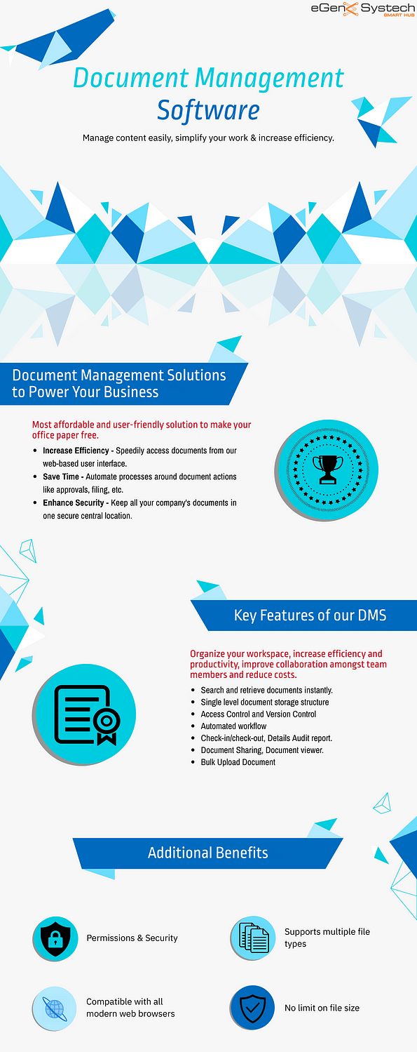 Benefits of Document Management Software