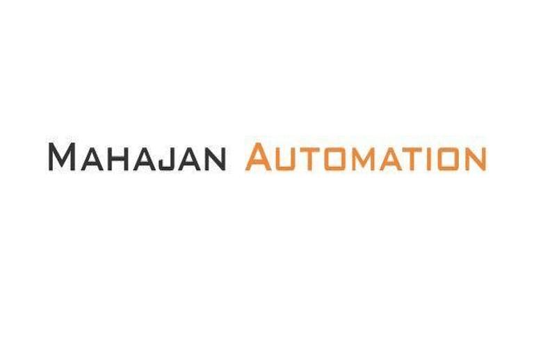 Mahajan Automation Logo